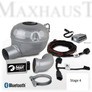 Maxhaust - Soundbooster Set